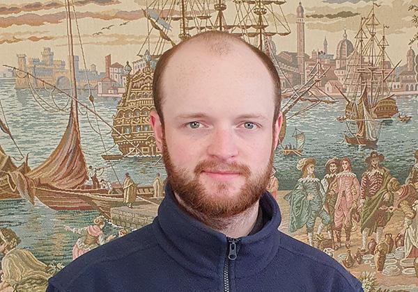 photo of Liam Hamlet